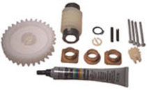 Linear Garage Door Openers Helical and Worm Gears